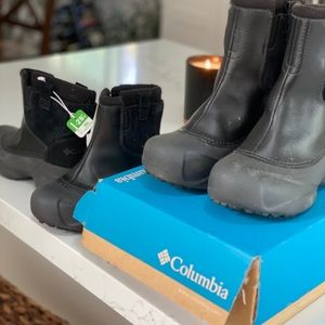 Kids Columbia Snow Boots